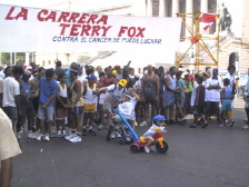 [Terry Fox Run in Cuba]