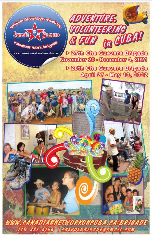 2020 Brigade Poster