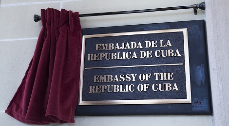 Embassy of the Republic of Cuba