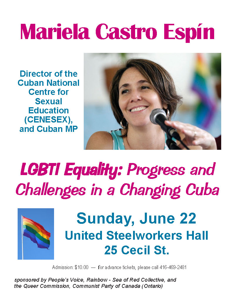 'LGBTI Equality: Progress & Challenges In A Changing Cuba'